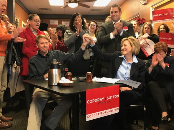 IUPAT DC6 Endorses Cordray-Sutton for Ohio Governor