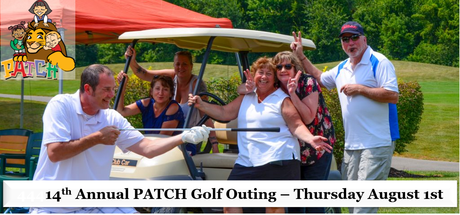 IUPAT DC6 14th Annual golf outing is on August 1, 2019
