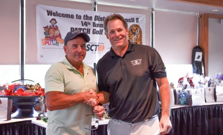 14th Annual IUPAT-DC6 PATCH Foundation Golf Outing raises over $25,000 for Children Charities